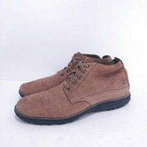 Timberland Mens Leather/Suede Ankle Boots